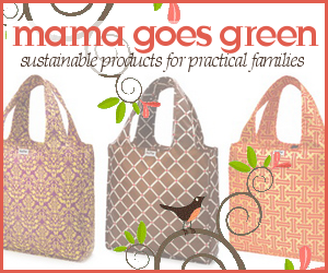 shop mama goes green