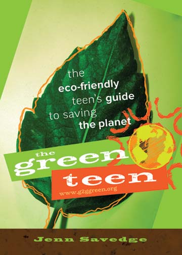 Book Tour: The Green Teen
