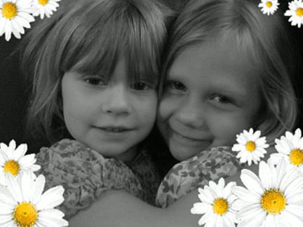 Chloe and Abby