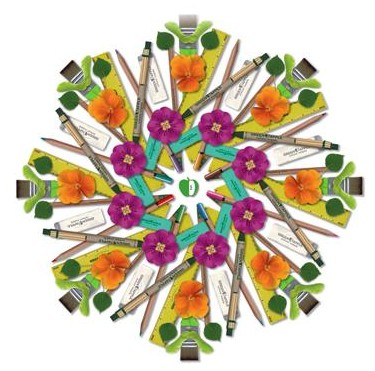 greenapplekaleidoscope1