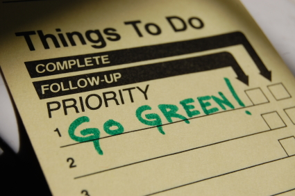 Go Green To-Do