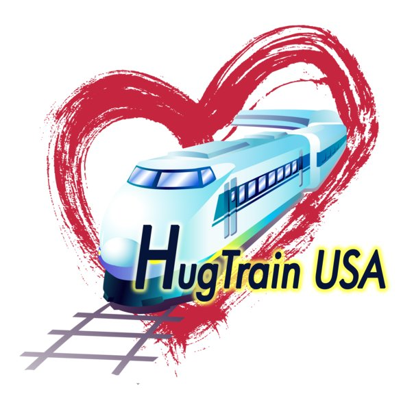 Are You On Board #HugTrainUSA