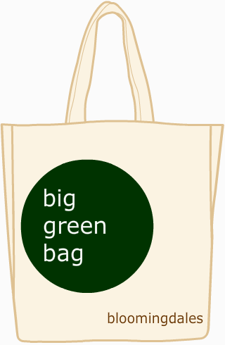 Tote-ally Green Tote Contest for Earth Day