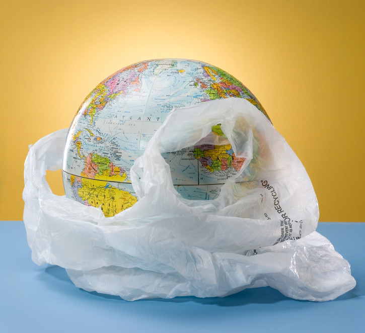 Plastic Bag Bans: Will we just use more paper?