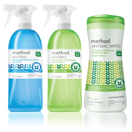 Keeping it Green, Clean and Germ Free with Method. Review and Giveaway