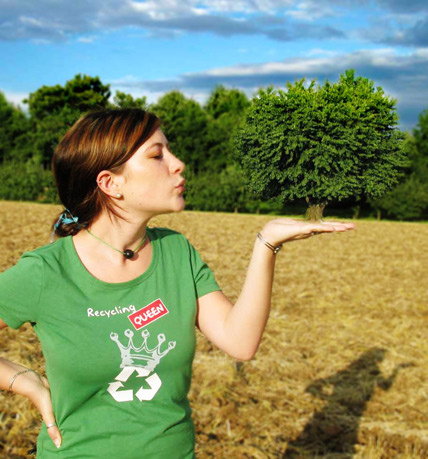 How to Create an Eco- Friendly Funky T-Shirt