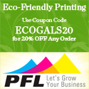 Eco-Friendly Printing