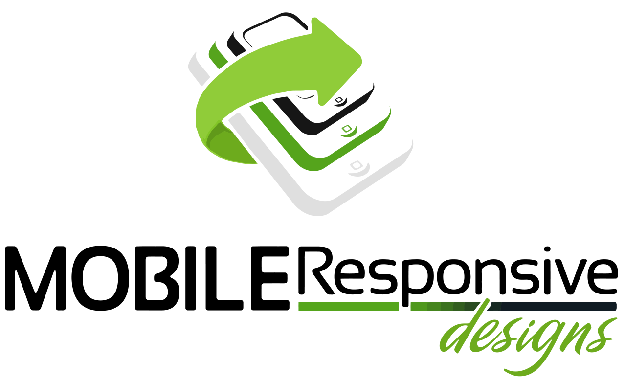 New venture mobile responsive designs eco office gals for Mobile logo