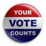 Your Vote Counts! 2012
