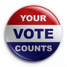 Your Vote Counts! 2012