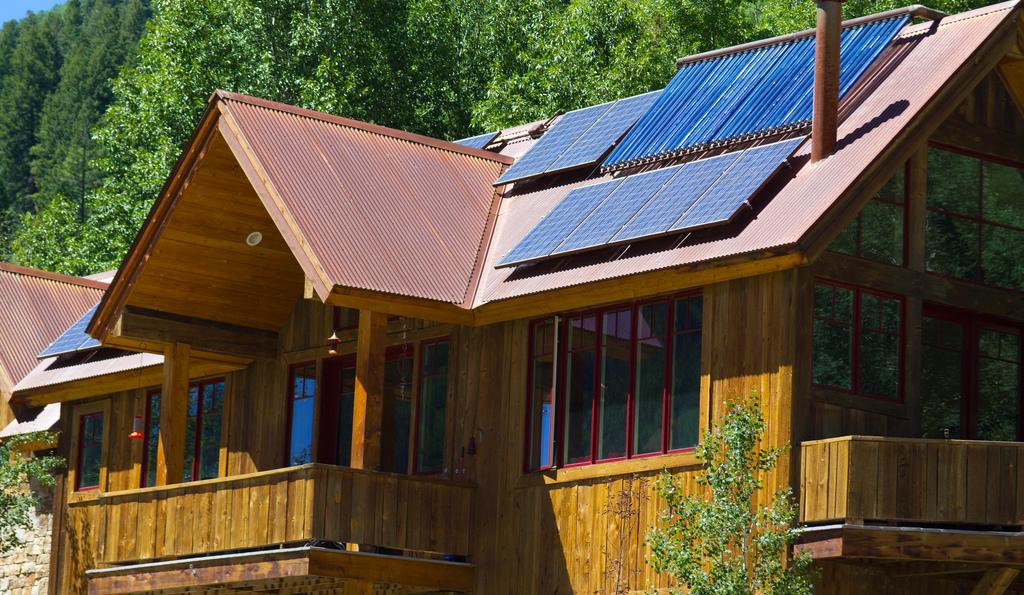 Telluride Solar Panels