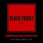 Black Friday through Cyber Monday 2015: WordPress Deals Your Website Will Love!