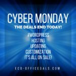 CYBER MONDAY 2015: Last Day to Save! [over]